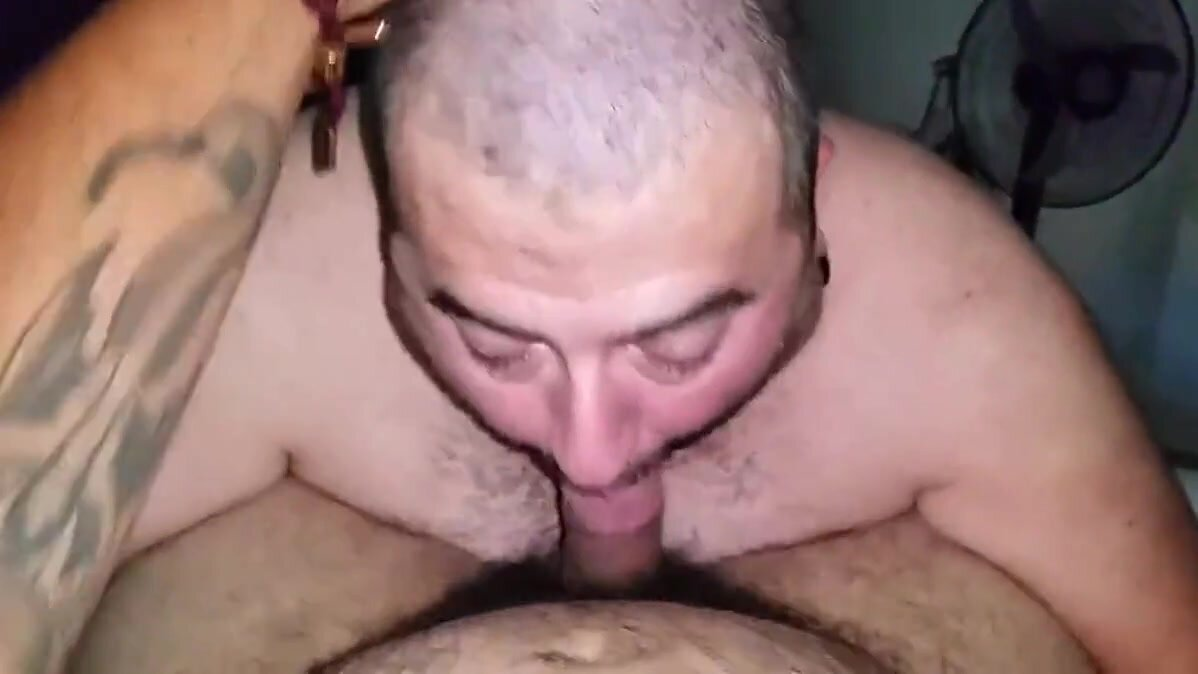 Billy Smith sucks cock and gets slapped. 4
